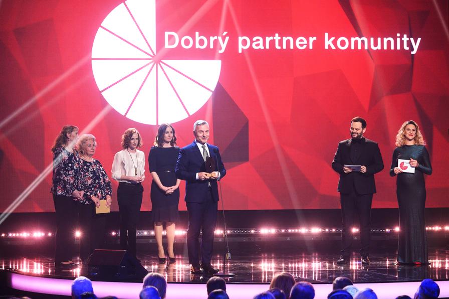 Získali sme cenu Via Bona Slovakia 2018